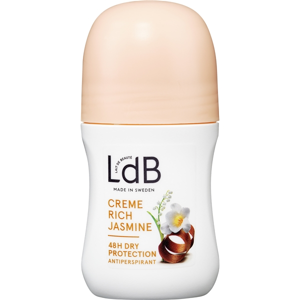 LdB Roll On Creme Rich, Jasmine & Shea - LdB