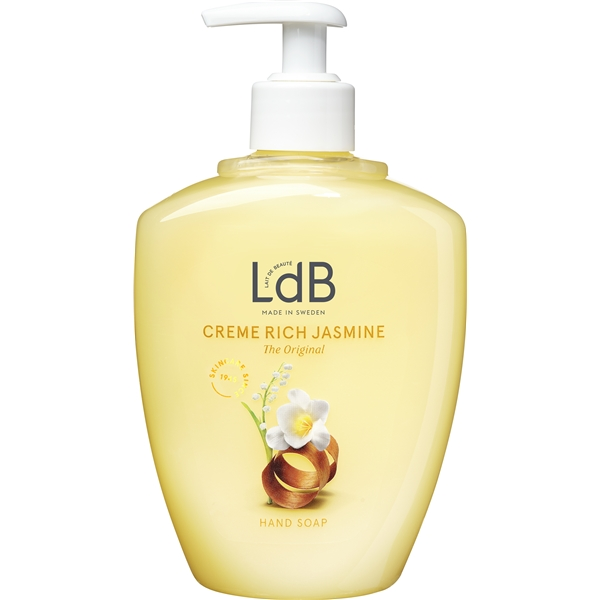 LdB Creme Rich Soap - LdB