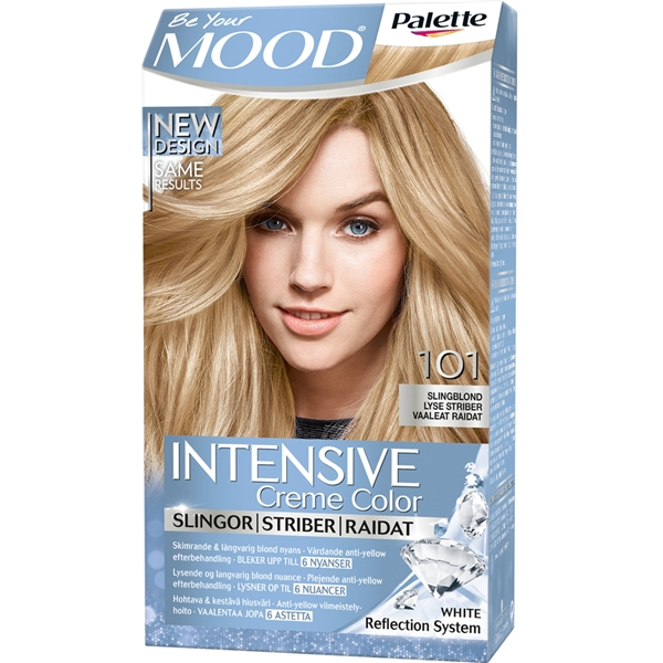 MOOD Hair Color - MOOD