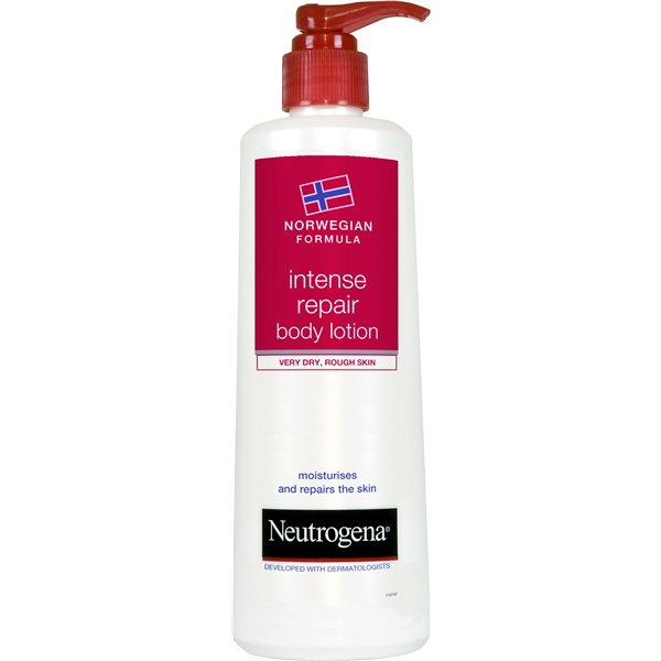 Norwegian Formula Intense Repair Body Lotion - Neutrogena