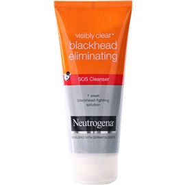 Visibly Clear Blackhead Eliminating SOS Cleanser - Neutrogena