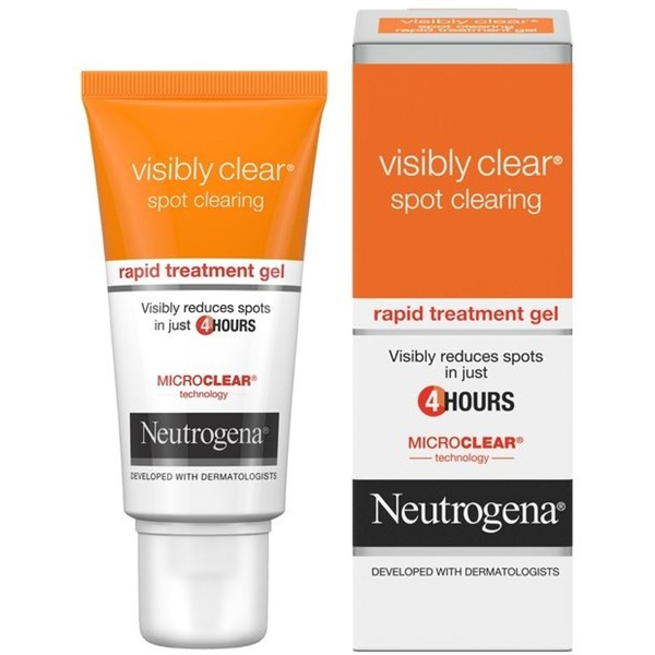 Visibly Clear Rapid Clear Treatment - Neutrogena