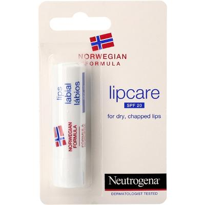 Norwegian Formula Lip Care Spf20 - Neutrogena