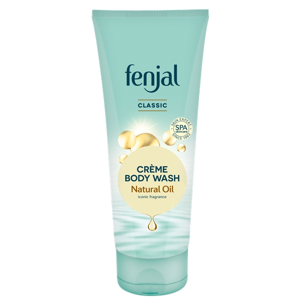 Fenjal Classic Creme Oil Body Wash - 