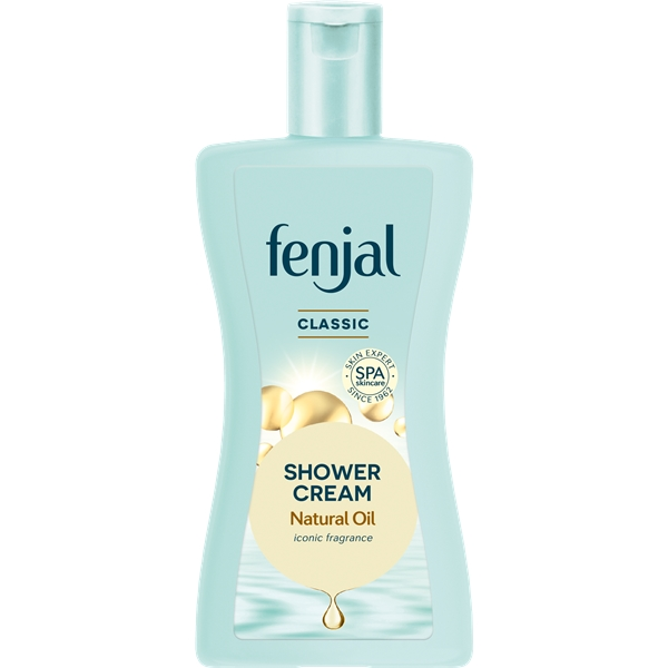 Fenjal Cleanse & Nourish Shower Creme - Fenjal